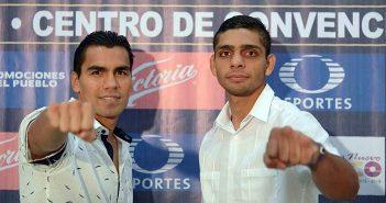 Carlos Molina y Carlos Gorham