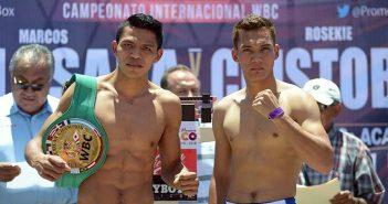 Marcos Villasana jr., vs Rosekie Cristóbal