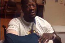 Deontay Wilder en proceso de recuperación