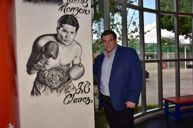 Por Mauricio Sulaimán –  Presidente del WBC – Hijo de José Sulaimán