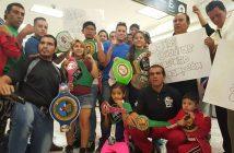 Carlos Cuadras regresa a México