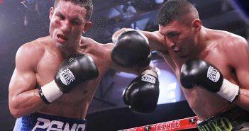 """Carlos """"Chuko"""" Díaz vs  Samuel González (Zanfer Boxing)"""