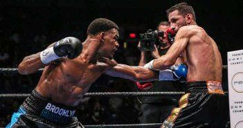 Jacobs vs Mora (Andy Samuelson / Premier campeones de boxeo)