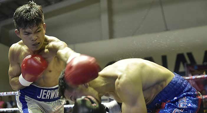 Jerwin Ancajas vs McJoe Arroyo