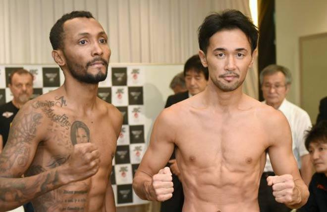 Listos Shinsuke Yamanaka vs Anselmo Moreno II