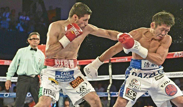 Jhonny González vs Yamamoto (Promociones del Pueblo)
