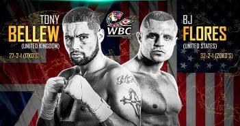 Bellew vs BJ Flores
