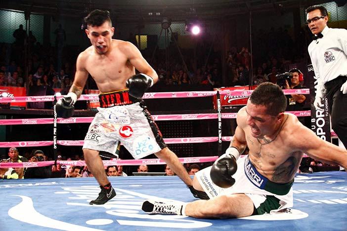 """Rocky"" Hernández vs ""Vikingo"" Terrazas"