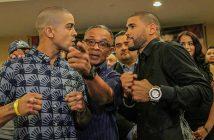 Vazquez Jr. vs Juanma López (Misael Rodríguez / Black Tiger Promotions)