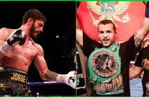 Jorge Linares vs Dejan Zlaticanin
