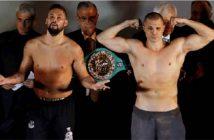 Tony Bellew vs BJ Flores