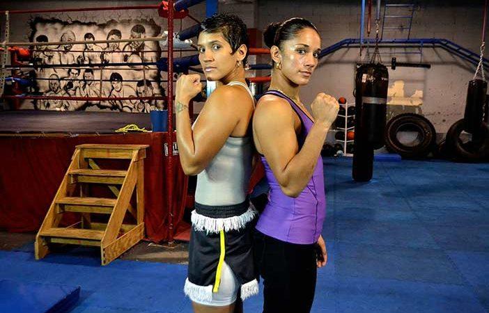 Cindy y Amanda Serrano - Team Serrano