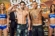 Danny García vs Samuel Vargas