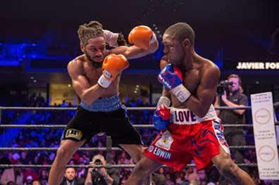 Javier Fortuna vs Douglas