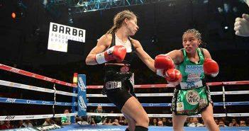 """Nina Stojanovic vs Ibeth """"La Roca"""" Zamora (Promociones del Pueblo)"""