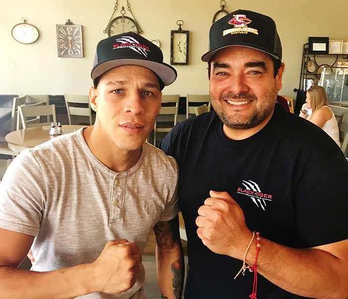 Carlos Maldonado y Jonathan Oquendo