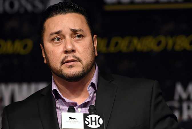 Eric Gómez presidente de Golden Boy Promotions