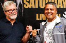 Freddie Roach vs Robert García