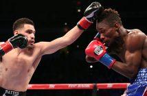 José Ramírez vs Issouf  Kinda  (Mikey Williams / Top Rank)