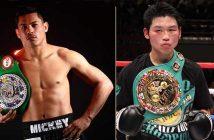 "Miguel ""Micky"" Román vs Takashi Miura"