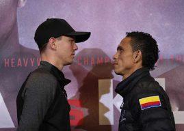 Campbell-Pérez y Taylor-Meinke quieren robarse el show en Wembley este sábado