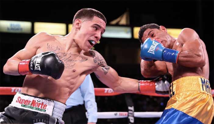 Óscar Valdez vs Miguel Marriaga