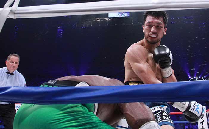 N´Dam vs Murata