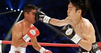 Ganigan vs Ken Shiro