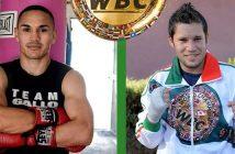 Juan Francisco Estrada y Carlos Cuadras