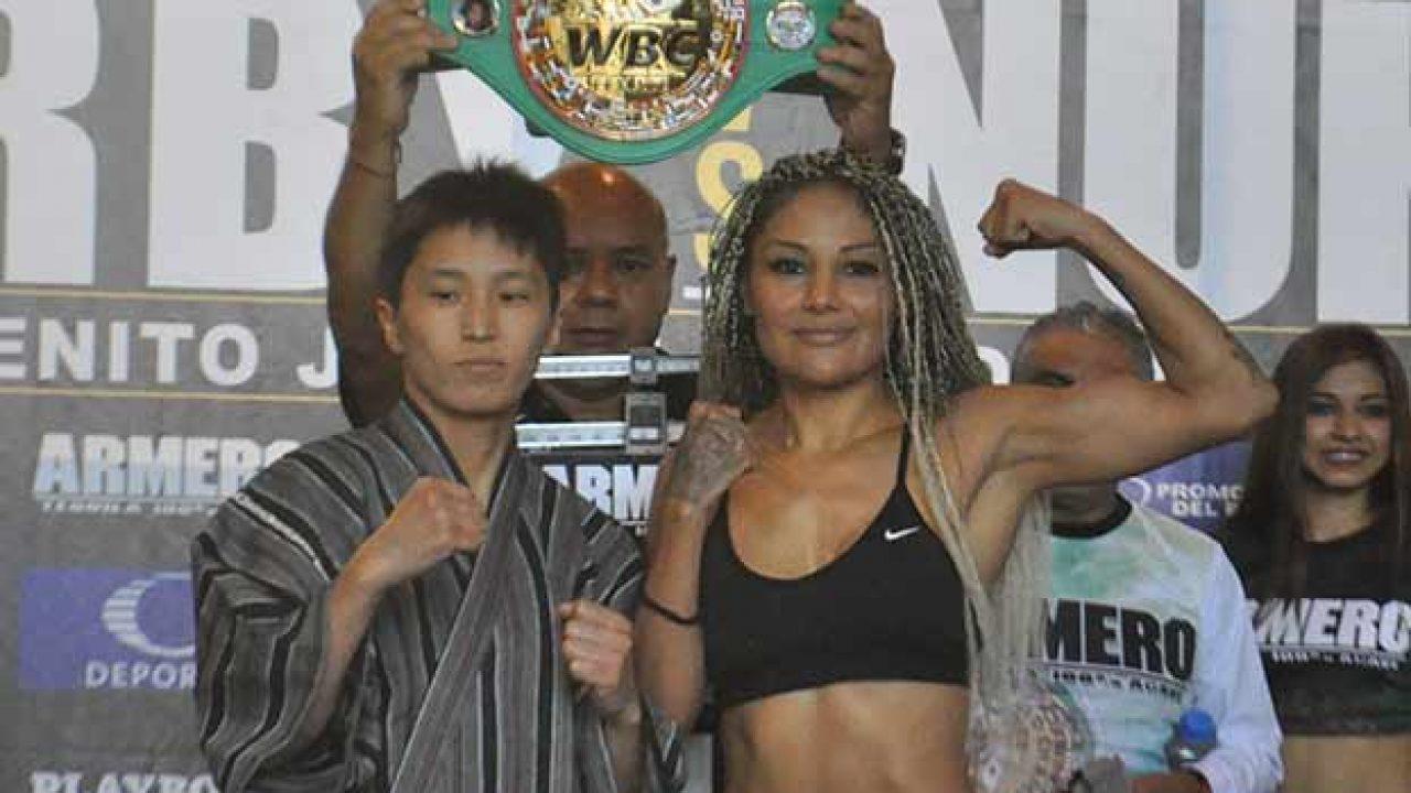 Barby Boxeo Vs Mariana Terumi La Juárez Listas NukiSolo OPiuZkX