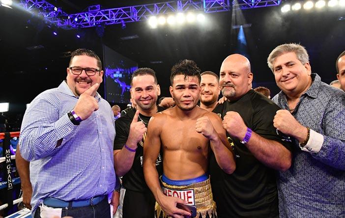 Team Jesús Rojas (Foto: Alex Nunez)