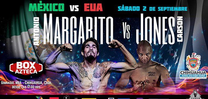 Resultado de imagen para Antonio Margarito vs. Carson Jones