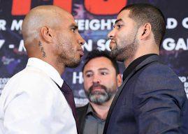 Miguel Cotto y Sadam Ali presentan su pelea