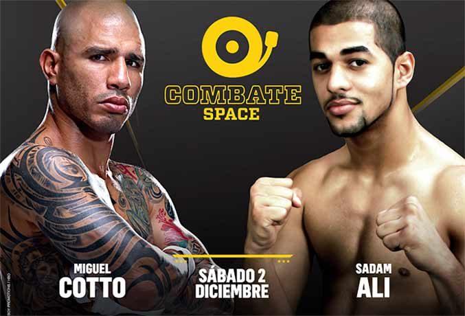 Miguel Cotto vs. Sadam Ali
