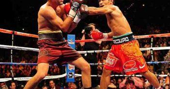 De la Hoya vs Pacquiao