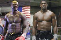 Wilder vs Joshua
