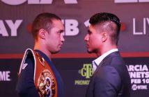 Sergey Lipinets vs Mikey García