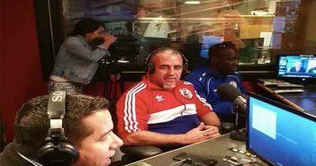 Pedro Díaz en Zona ESPN