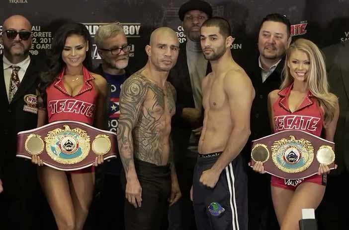 Miguel Cotto vs Sadam Ali