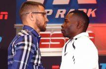 Lomachenko vs Rigondeaux (Credito: Mikey Williams / Top Rank)