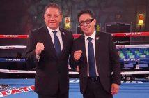 """Ernesto Amador e Israel Vazquez """"No Puedes Jugar Boxeo"""""""