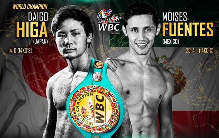 Daigo Higa vs Moisés Fuentes