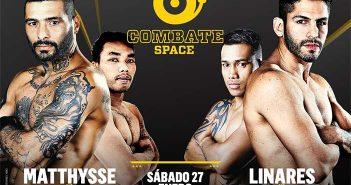 Mattysse vs Kiram - Linares vs Gesta
