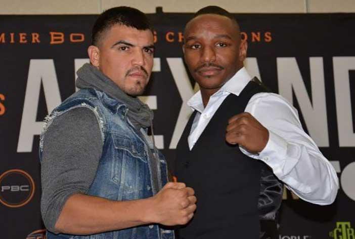 Víctor Ortiz vs Devon Alexander