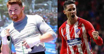 "Saúl ""Canelo"" Álvarez y Fernando ""Niño"" Torres"