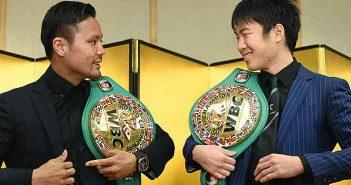 Daigo Higa y Ken Shiro (CMB)