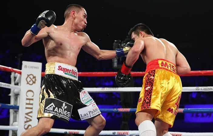 Juan Francisco Estrada vs Sor Rungvisai
