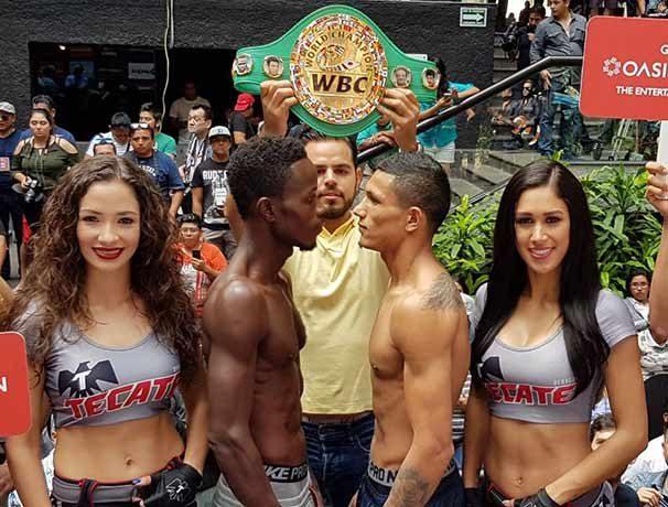 Miguel Berchelt vs Maxwell Awuku