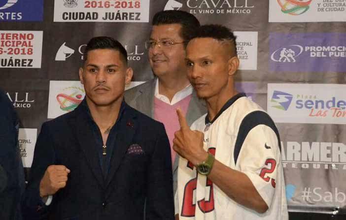 Miguel 'Micky' Román vs Arístides Pérez
