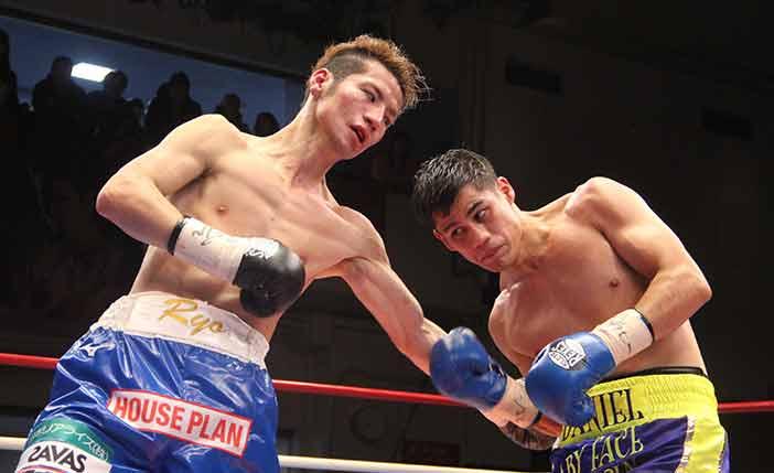 Matsumoto vs Daniel Román